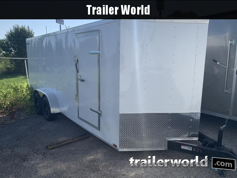 2022 Other 7 X 18'TA Enclosed Cargo Trailer
