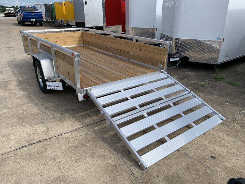 2020 Sure-Trac 6 X 10 Aluminum Tube Top Three Board  3K