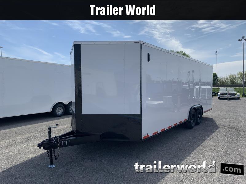 2021 74717 8.5 X 24'TA Car / Racing Trailer
