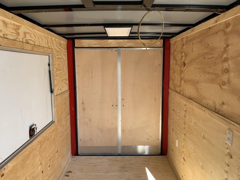 2021 Lark 6x12SA Vending / Concession Trailer