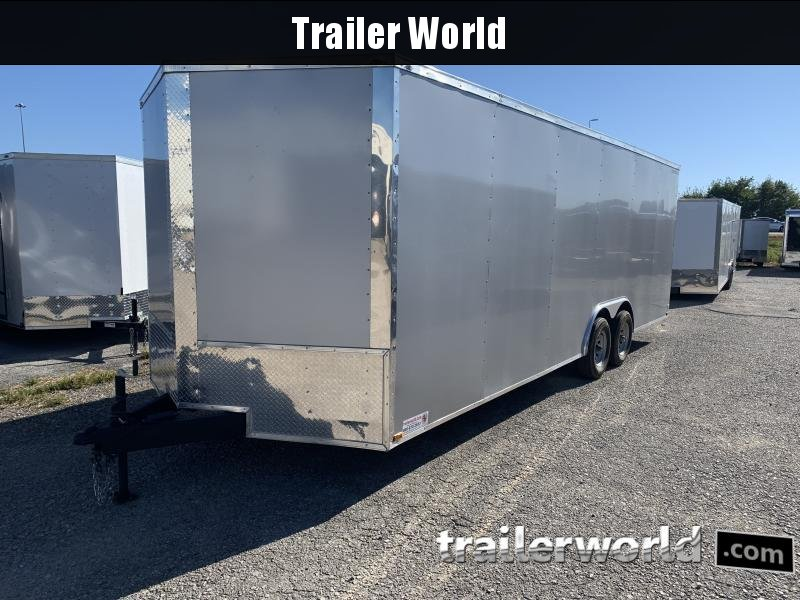 2022 (28931) 8.5 X 24'TA Car / Racing Trailer