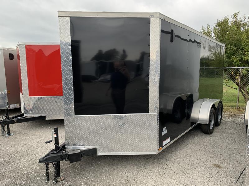 2022 28719 7 x 16'TA Enclosed Cargo Trailer