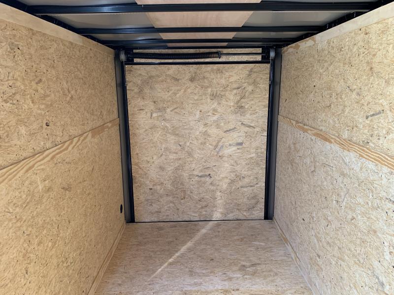 2022 76300 6 X 12'TA Enclosed Cargo Trailer