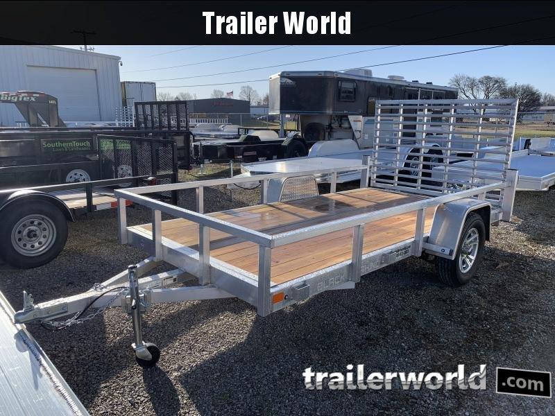 2021 Black Rhino LSS 612 Utility Trailer