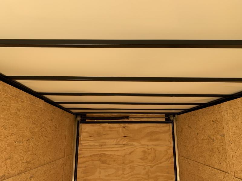 2022 28253 7 x 14'TA Enclosed Cargo Trailer