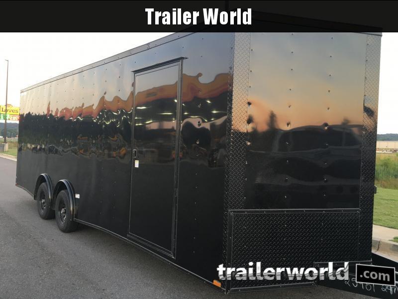 2021 25981 24' Car / Racing Trailer