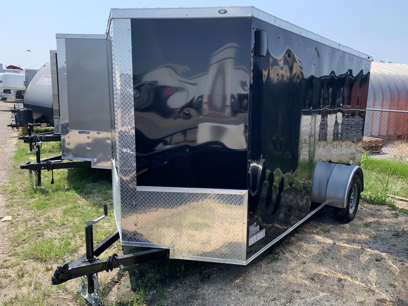 2022 (00540) 6 X 12'SA Enclosed Cargo Trailer