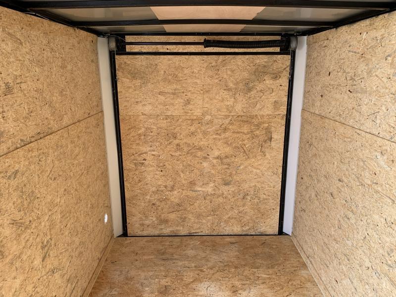 2022 76521 6 x 10SA Enclosed Cargo Trailer