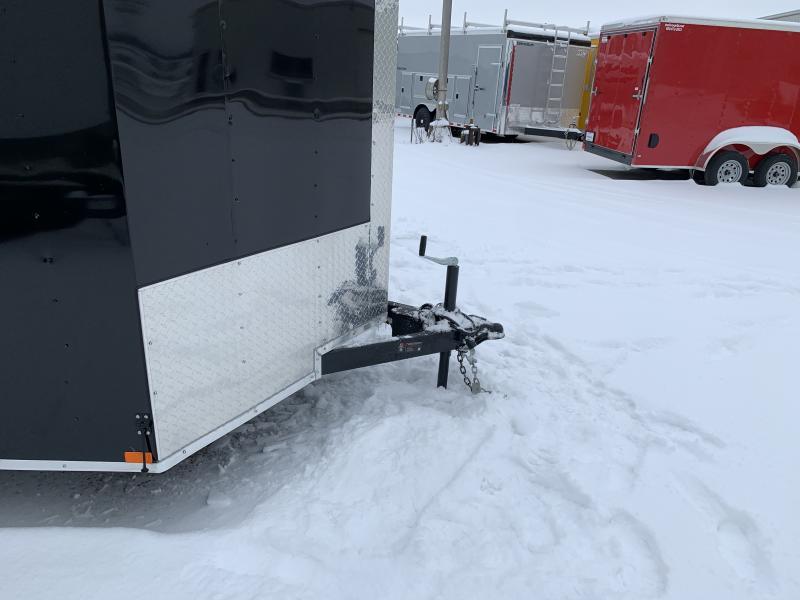 2021 Lark 7X14'TA Enclosed Cargo Trailer