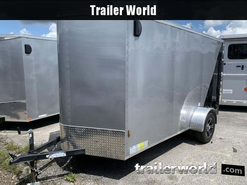 2019 Continental Cargo 612SA Enclosed Cargo Trailer