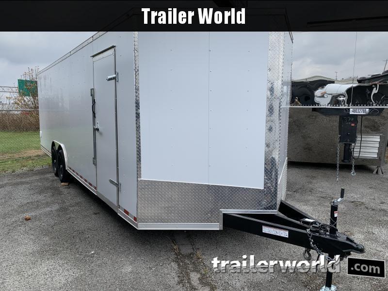 2021 Lark 8.5' X 26' Car / Racing Trailer