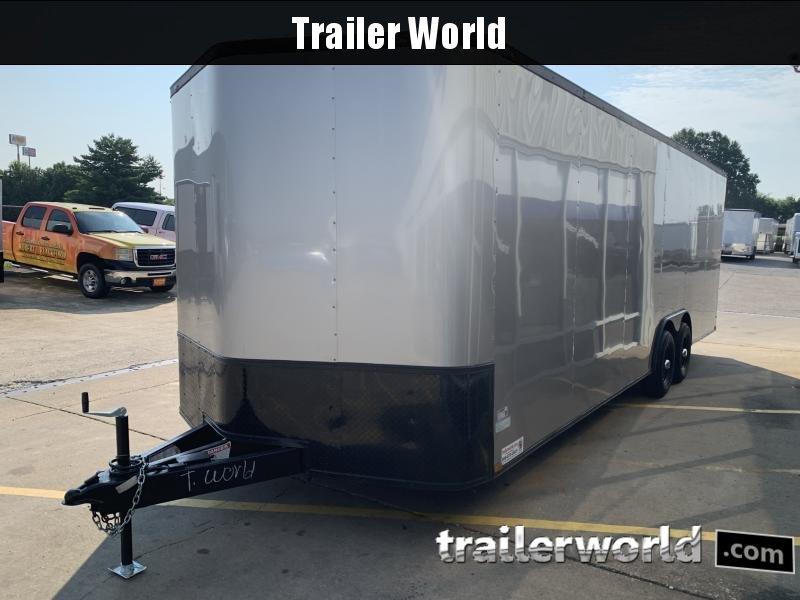 2021 25907 8.5 X 24'TA Car / Racing Trailer