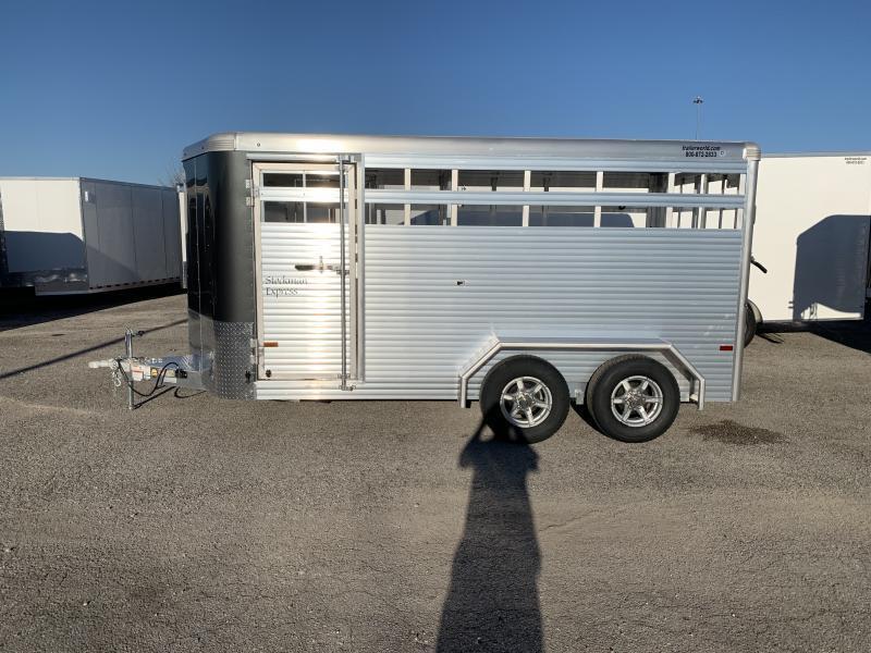 2022 Sundowner Trailers Stockman Express Livestock Trailer
