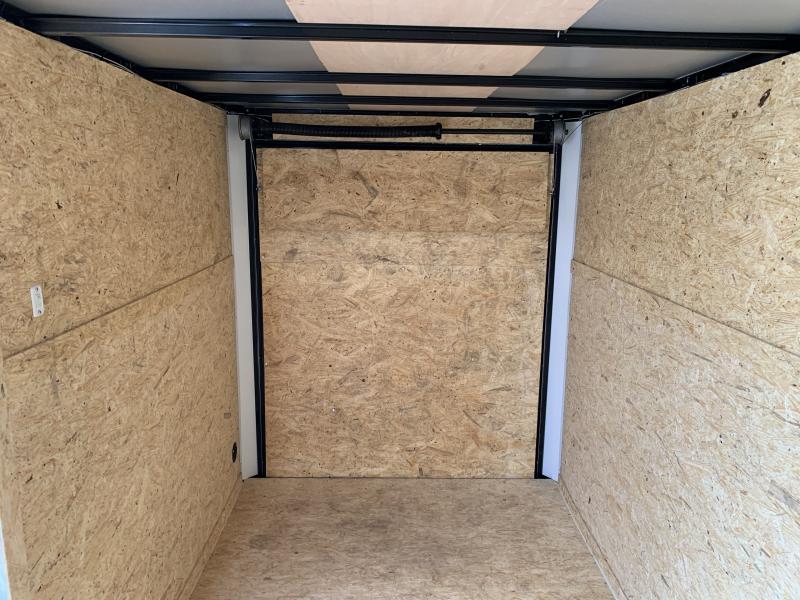 2022 76495 6 x 12SA Enclosed Cargo Trailer