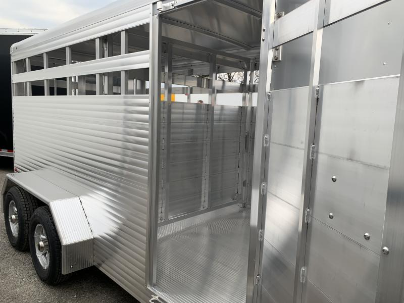 2021 Sundowner Trailers Stockman Express Livestock Trailer