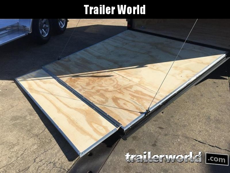2021 CW 7' x 14' x 7' Vnose Enclosed Trailer