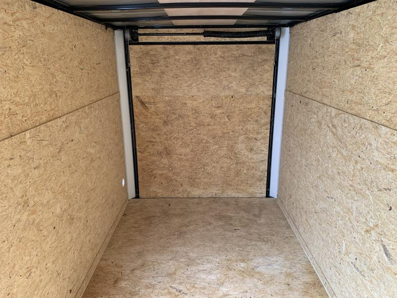 2022 76526 6 x 12SA Enclosed Cargo Trailer