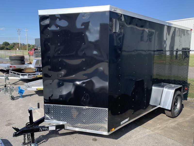 2022 76545 6 x 12SA Enclosed Cargo Trailer