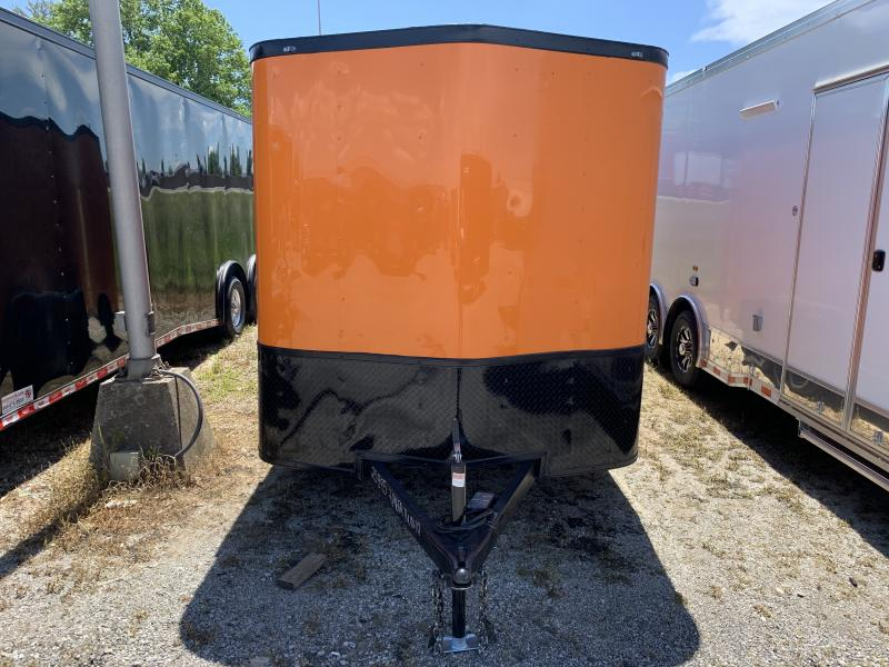 2021 25895 7 x 16'TA Enclosed Cargo Trailer