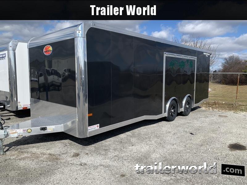 2021 Sundowner Trailers Race Lite 24 Aluminum Car / Racing Trailer