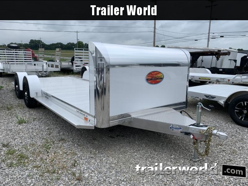 2020 Sundowner 20 Aluminum Open Car Hauler Trailer