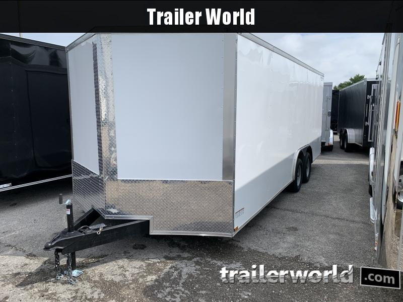 2021 27392 8.5 x 20'TA Car / Racing Trailer