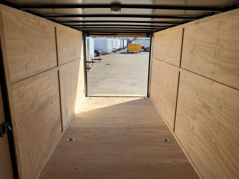 2021 Lark 7X18TA Enclosed Cargo Trailer