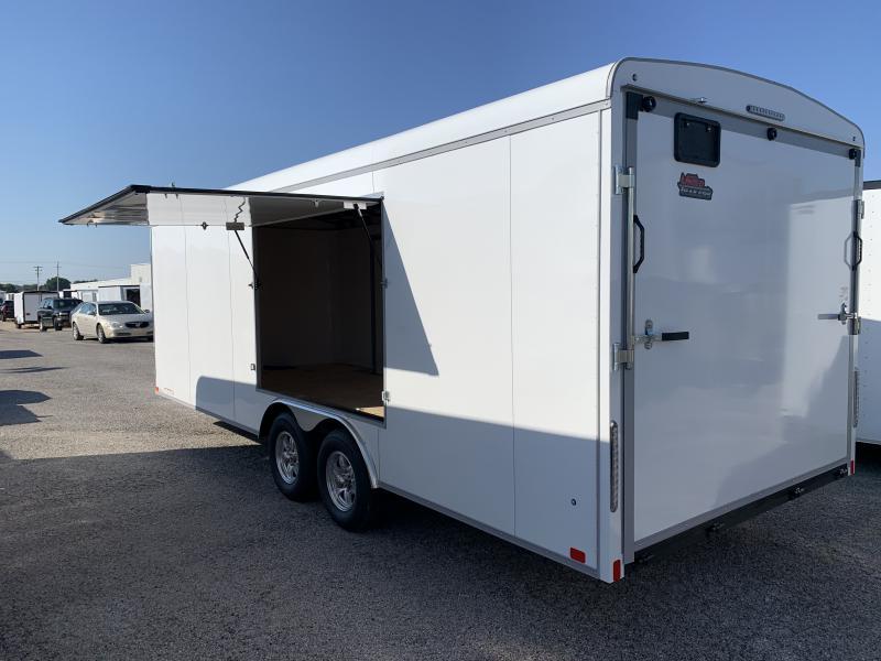 2022 United Trailers 8.5 X 22TA Car / Racing Trailer