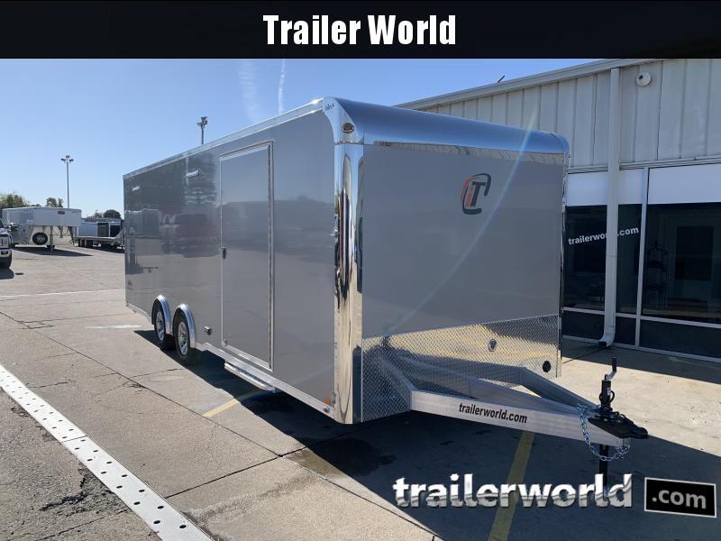 2022 inTech Trailers 24' Full Access Door Car Trailer