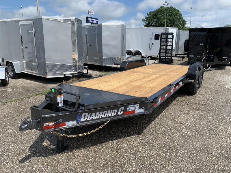 2020 Diamond C Trailers LPX208L20X80 Equipment Trailer