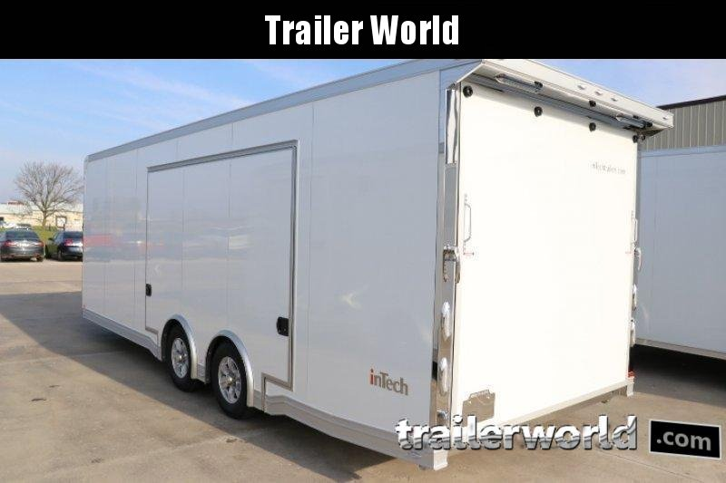 2021 inTech Trailers 24' Full Access Door Car Trailer