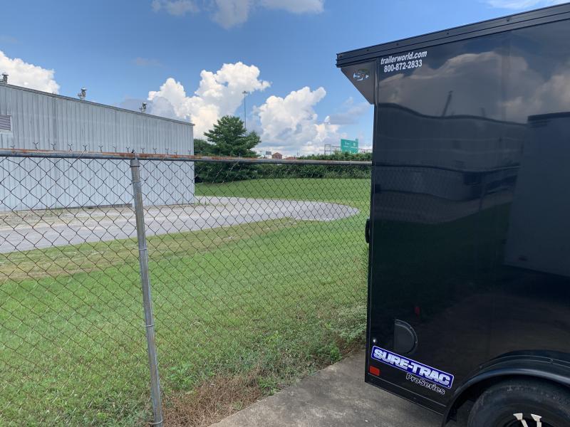 2021 Sure-Trac Moto Pro 7.5 x 12 Enclosed Cargo Trailer