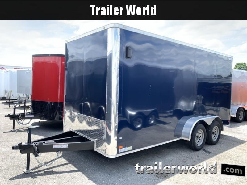 2020 CW 7' x 16' x 7' Enclosed Cargo Trailer Double doors