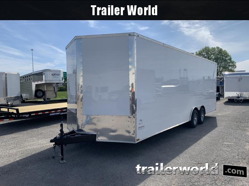 2021 Quality Cargo 24' Car / Racing Trailer