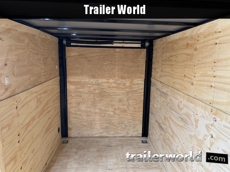 2021 74982 6' X 12' X 7' Enclosed Cargo Trailer