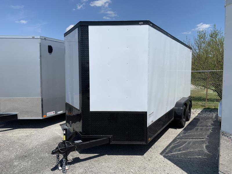 2021 Other 7X16' Enclosed Cargo Trailer