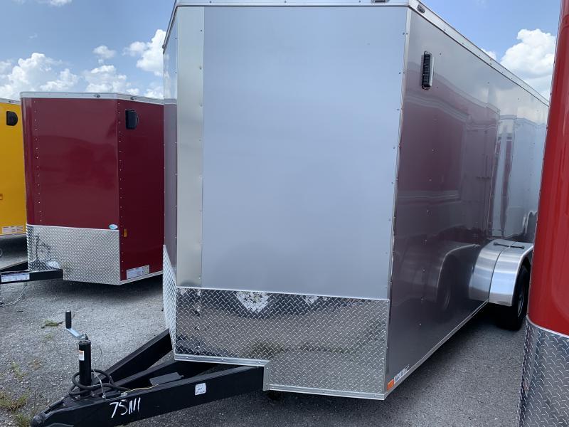 2021 75111 7X18TA Enclosed Cargo Trailer