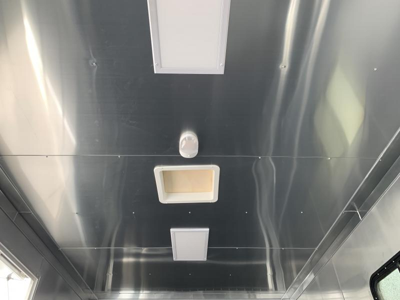 2021 Lark 8.5X20TA Vending / Concession Trailer