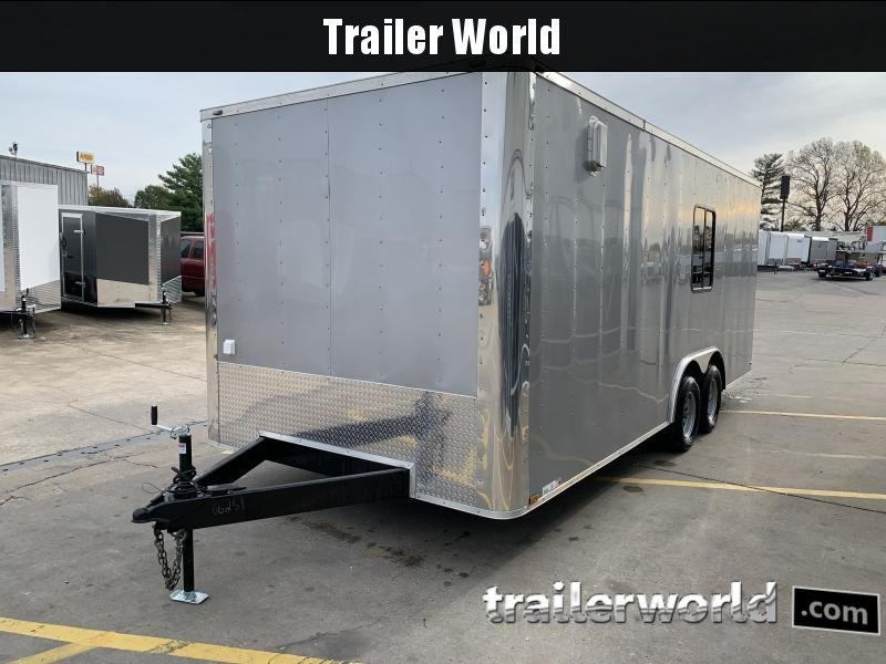 2021 Lark 8.5X20TA Vending / Concession Trailer