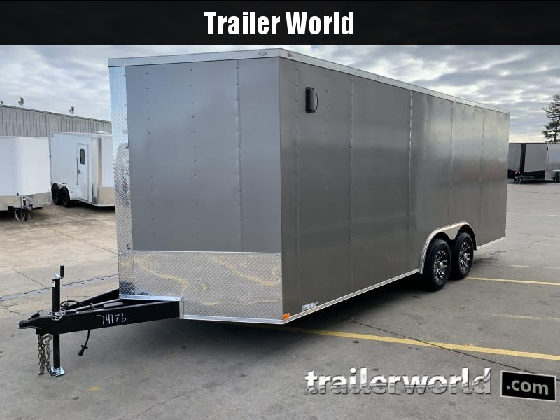 2021 Lark 8.5X20TA Car / Racing Trailer