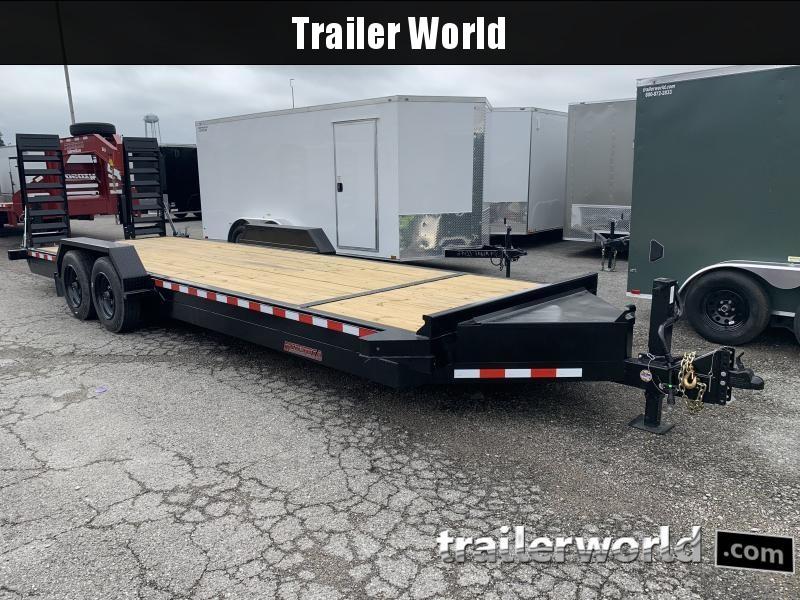 2022 Midsota ST-24 Equipment Skid Steer Trailer 17600lb GVWR
