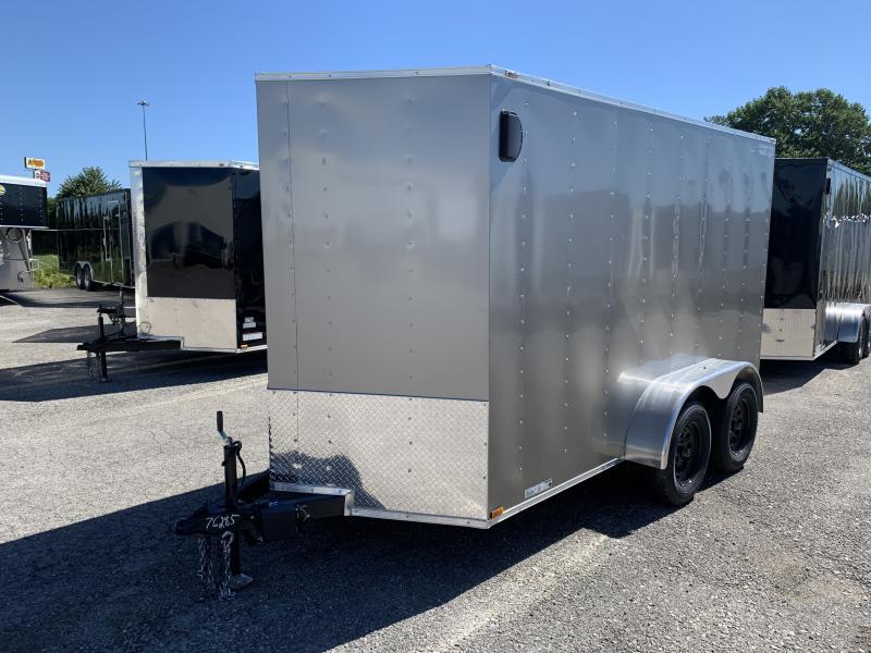 2022 76285 6 X 12'TA Enclosed Cargo Trailer
