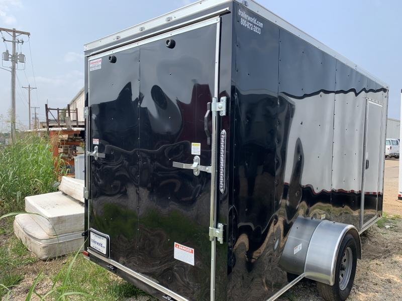 2021 27157 6X14SA Enclosed Cargo Trailer