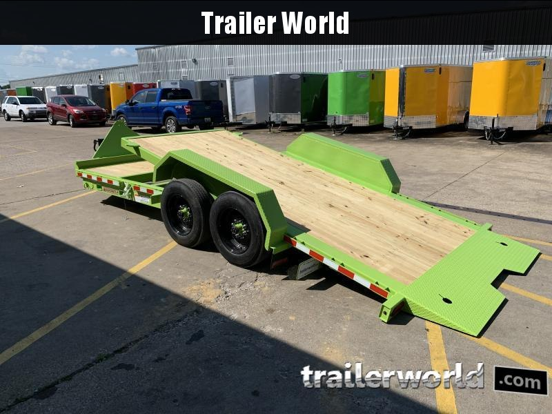 2020 Midsota TB-20' Split Deck Tilt Equipment Trailer