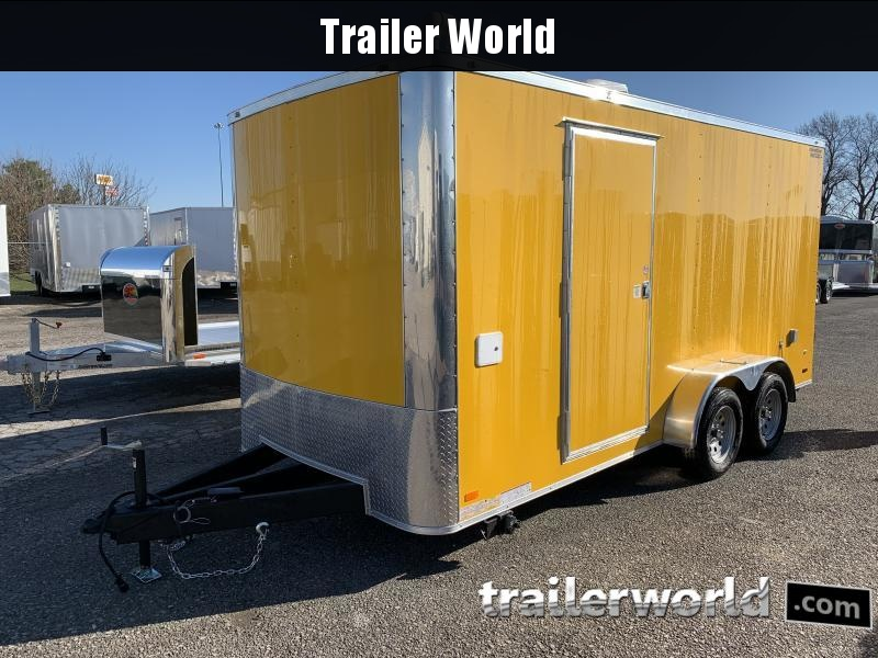 2021 CW 7' x 16' x 7'  Vendor / Concession Trailer