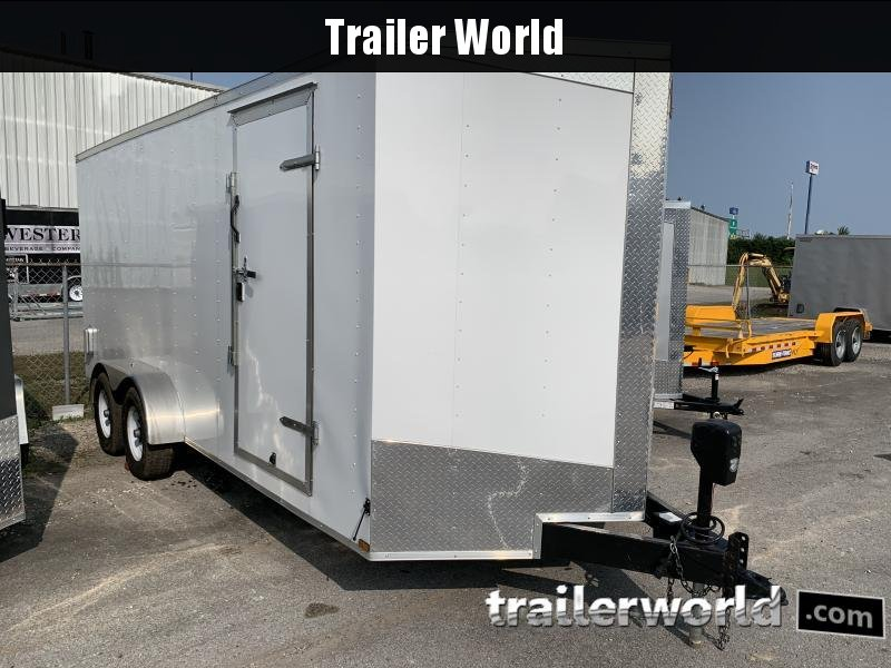2021 Lark 7X18TA Enclosed Cargo Trailer