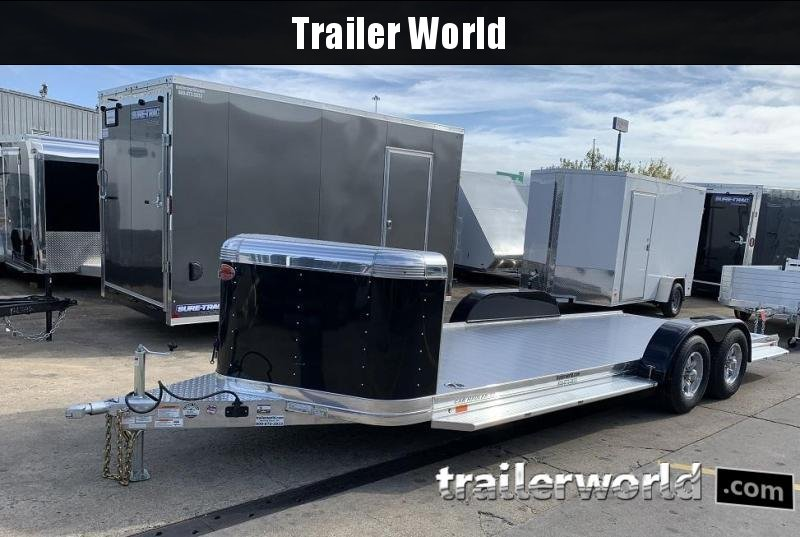 2021 Sundowner ULTRA Aluminum Open Car Hauler Trailer 22'