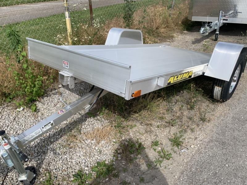 2021 Aluma 5410 Tilt Aluminum Golf Cart Trailer Utility Trailer
