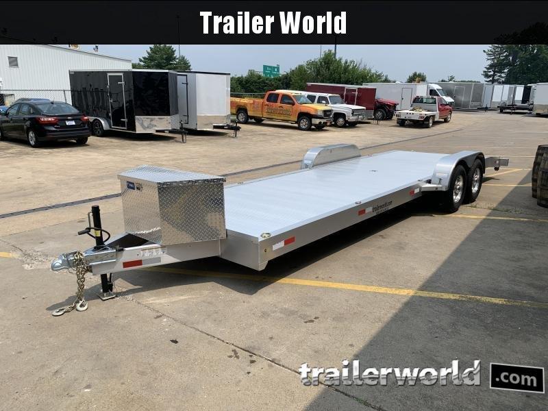 2015 Trailer World 25' Flatbed Trailer