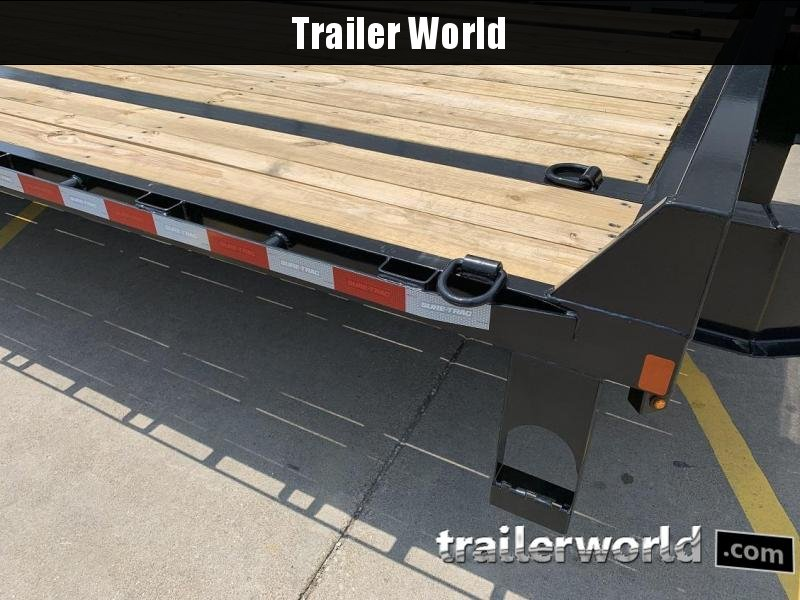2020 Sure-Trac 8.5 x 20+5 LowPro Deckover BP 17.6K GVWR